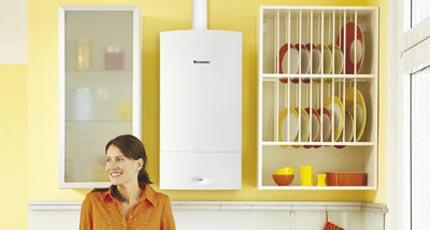 Gasthermen,Gasdurchlauferhitzer,E-Warmwasserspeicher